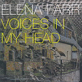 Coverartwork Elena Farr - Voices in my Head , 2009 Stefan Kürten