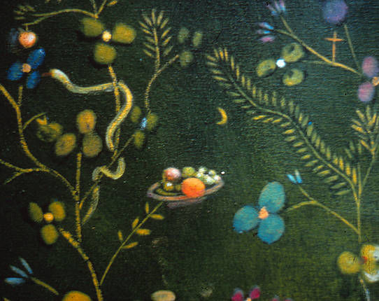 Heile Welt, 1988/89 Detail, Stefan Kürten
