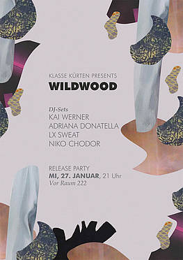 Wildwood CD, 2016, Stefan Kürten