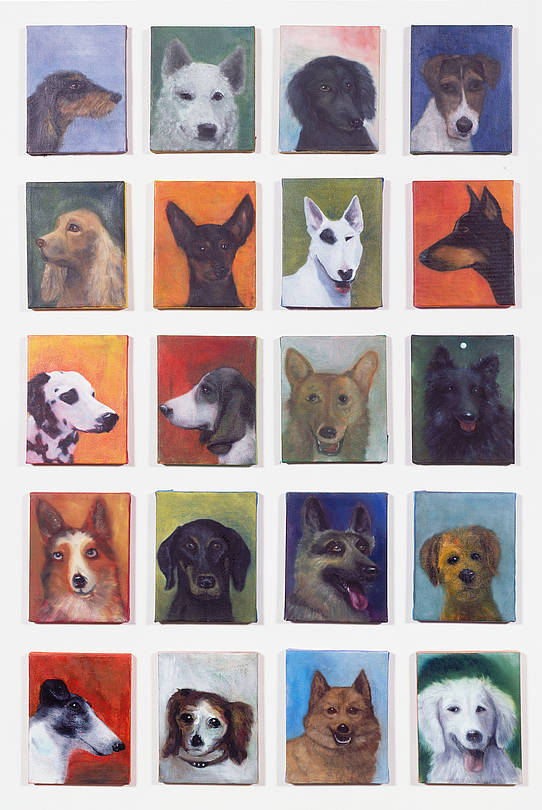 Dogs, 1988/89, Stefan Kürten