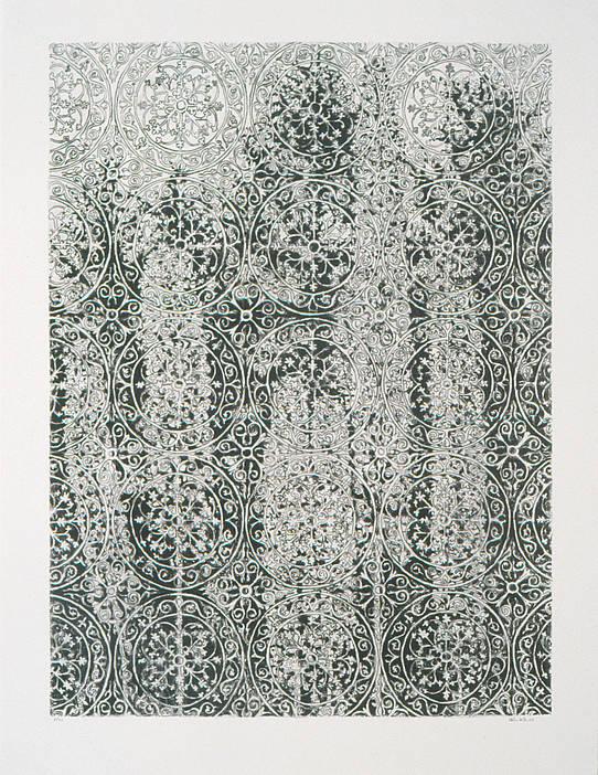 Gate (b/w) 2003, Stefan Kürten